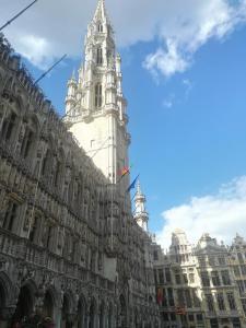 Hlavní náměstí v Bruselu