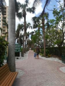 Marco Island beach - public entry