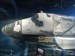 Raketoplán Atlantis