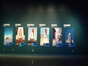 Všechny raketoplány