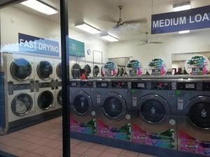 Prádelna :)