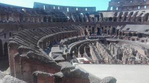 Uvnitř Kolosea