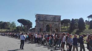 Fronta u Kolosea