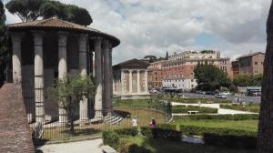 empio di Ercole Vincitore a Tempio di Portuno
